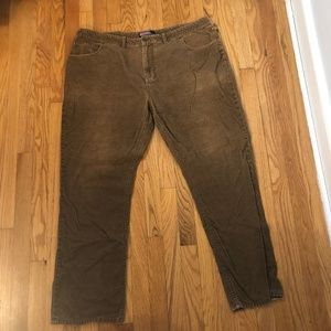 Men's Vineyard Vines Brown Corduroy Pants